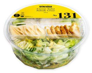 Salade N°131 de Migros  Salade César
