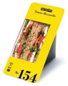 Sandwich N°154 Tomate & Mozzarella
