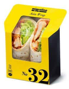 Sandwich N°32 Migros